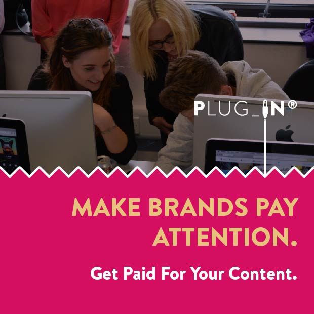 Make Brands Pay Attention
